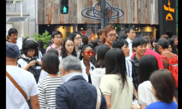 "Chat with Amarachi Nwosu, The Brain behind ""Black in Tokyo"""