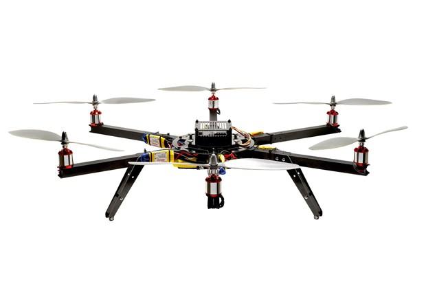 RC / UAV at BRC