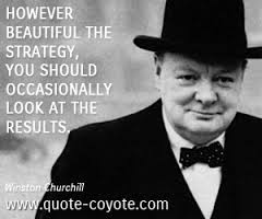 Churchill and Strategy