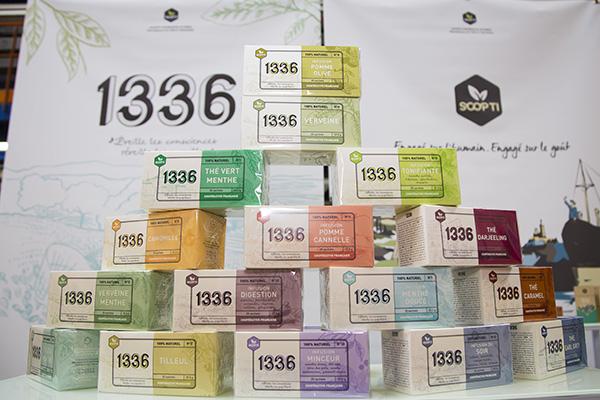 """Présentation des nouveaux thés """"1336""""©D.Delaine/ccas"""