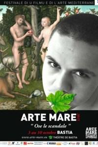 L'affiche du festival d'Arte Mare