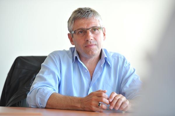 MIchaël Fieschi Président de la CCAS © Julien Millet/ccas