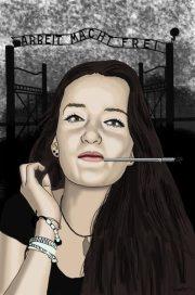 Portrait de Rosine 17 ans © Tom Corbin