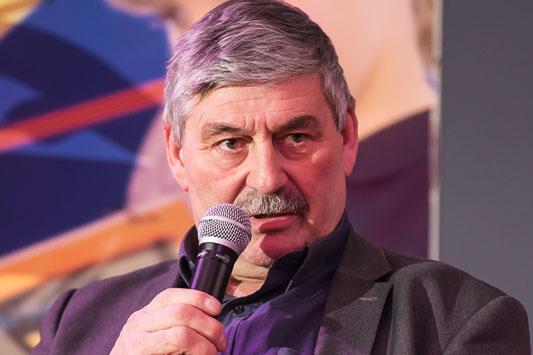 Alain DENERIAZ, Maire de Morillon © Eric Raze/CCAS