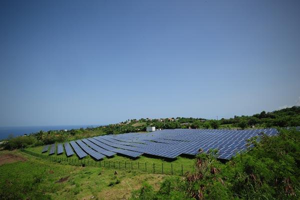 Capteurs solaires © Joseph Marando/ccas