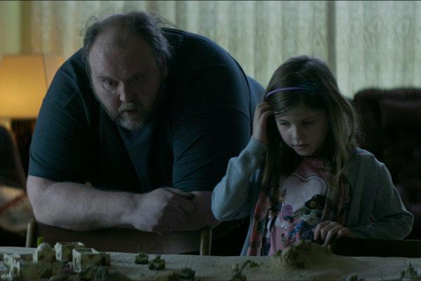 Extrait du film L'histoire du géant timide, du réalisateur islandais Dagur Kari