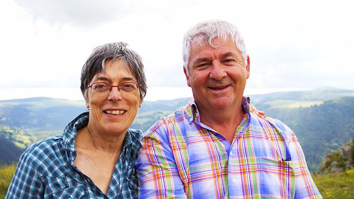 Christiane Boyenval et Gérard Boudesseul©N.Coppin