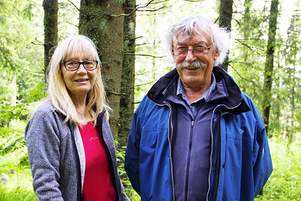 Daniel et Denise Desamais