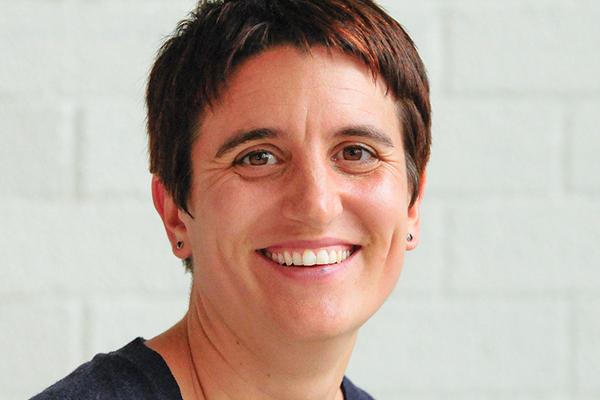 Emmanuelle Assmann, présidente du Comité Paralympique Sportif Français ©ccas
