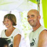 Philippe et Isabelle Bidault. © S.Le Clezio/ccas