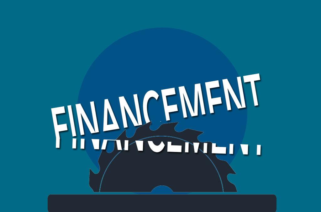 financement -20 %
