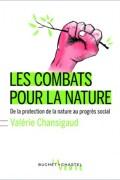 les Combats pour la nature, couverture du livre