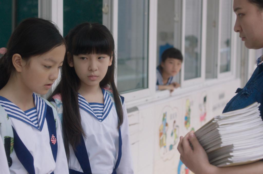 Xiaowen et Xinxin, image d'une jeunesse à l'innocence perdue. ©22 hours Films