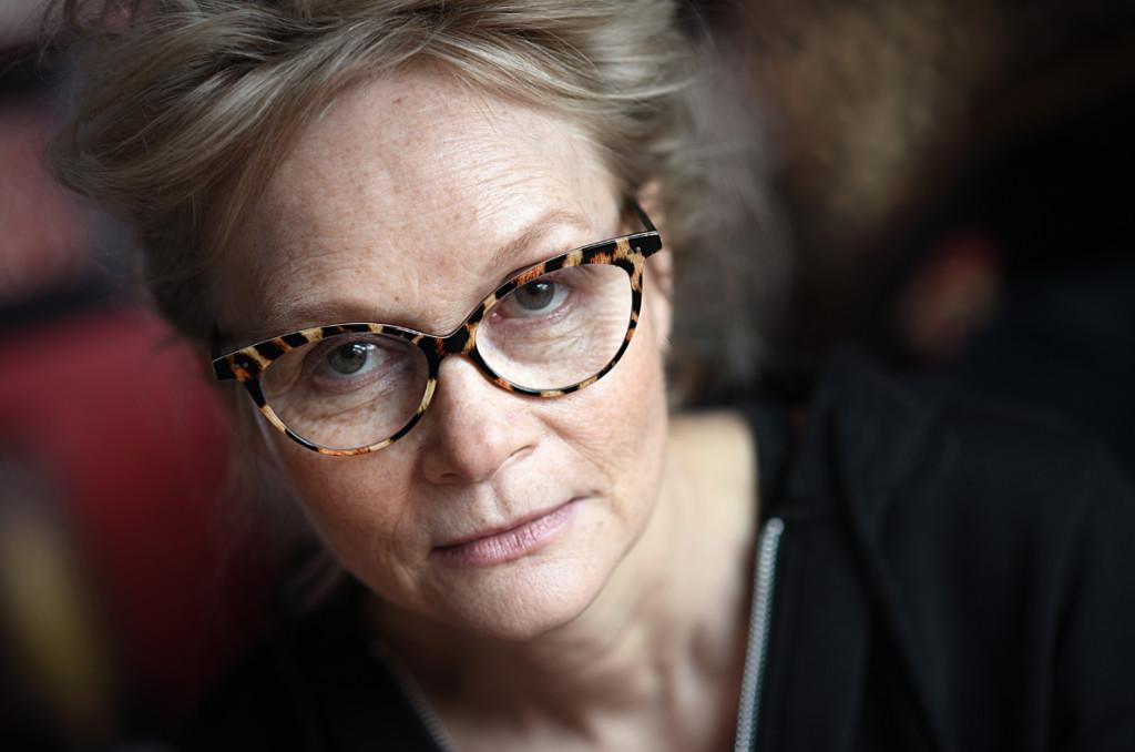Auteure de romans jeunesse, Catherine Grive a rencontré les ados des colos CCAS en été 2018.