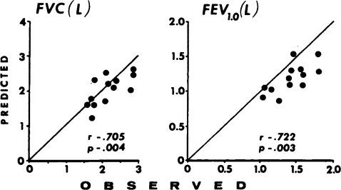 Prediction of Postpneumonectomy Pulmonary Function Using
