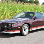 Awesome 82 Chevrolet Camaro Z28 Channels Future Collector Car Vibe
