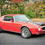 Pick Of The Day 1970 Pontiac Firebird Formula 400 That S Ready To Roar