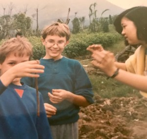 Taitung, Taiwan, 1990
