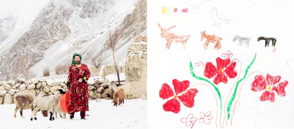 © Ксения Диодорова. Памир, Таджикистан