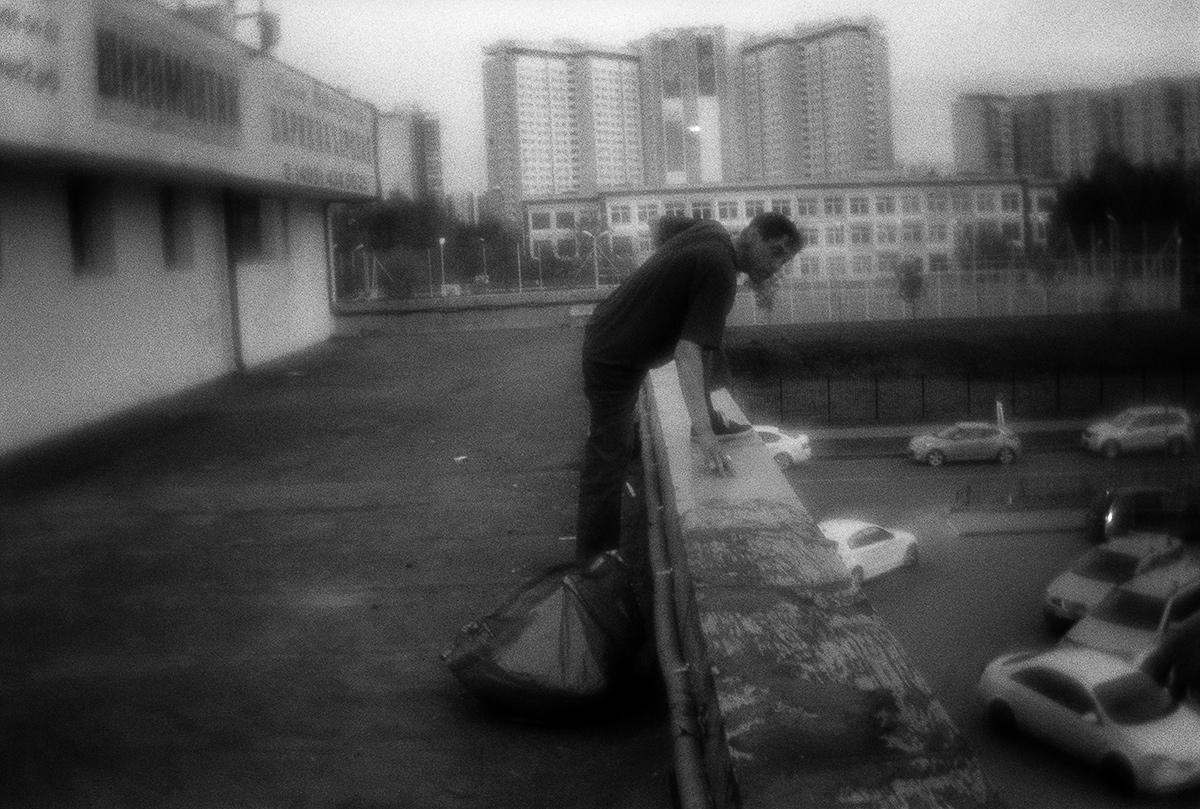 Сергей Трапезин. В Овраге. М-Журнал Liberty.SU