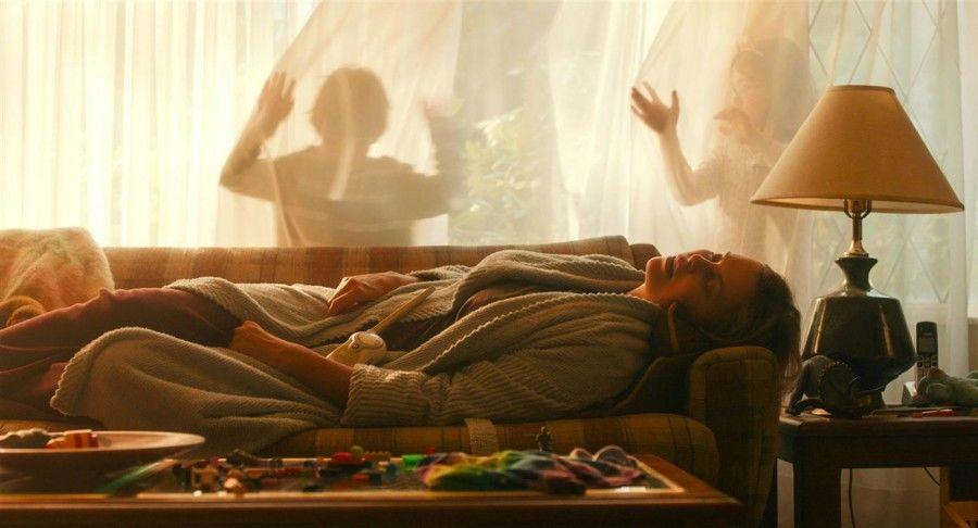 Шарлиз Терон сыграла мать троих детей в фильме режиссёра «Джуно»