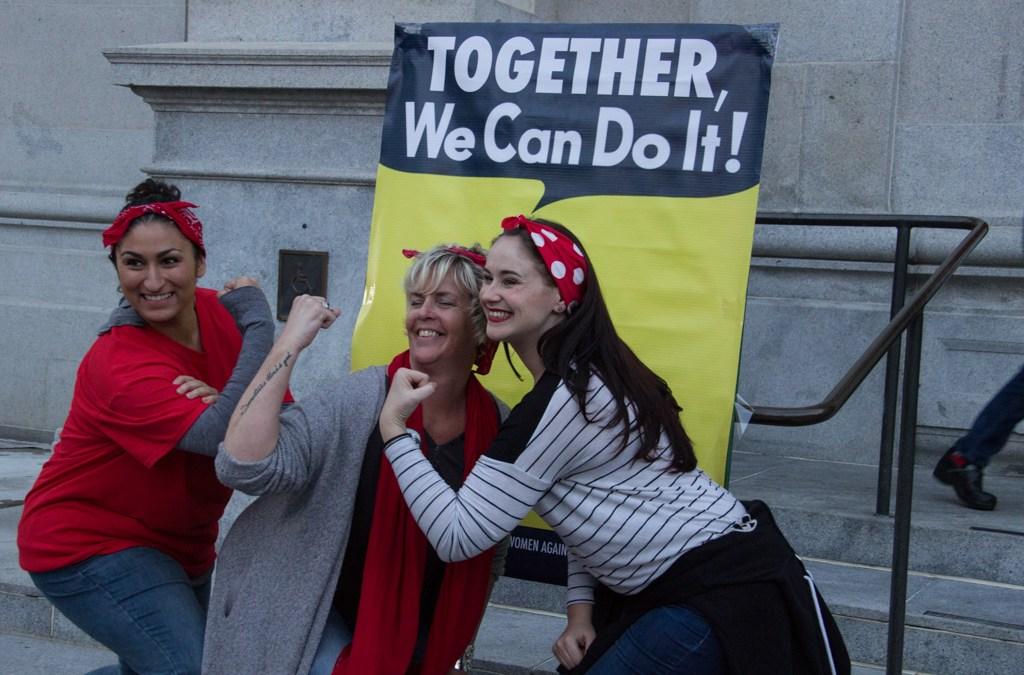 Women's Strike Oakland
