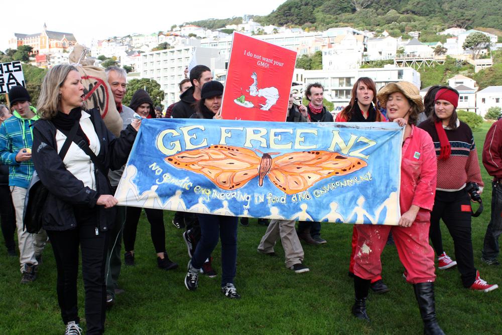 March Against Monsanto – New Zealand (Aotearoa)