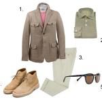 Sunday Styles: Autumn Safari Style