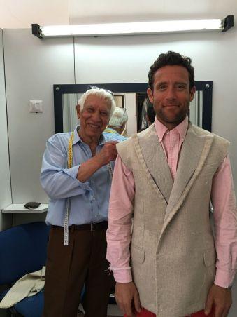 bespoke suit styleforum guidelines