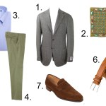 Sunday Styles: Early Autumn Colors