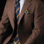 Building a Wardrobe: The Brown Blazer