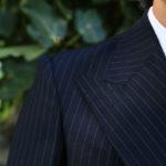 Primer: Neapolitan Jacket Shoulder Style