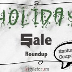 Holiday Sales Roundup