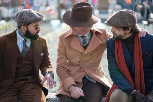 photos from pitti uomo 91 streetstyle andreas klow