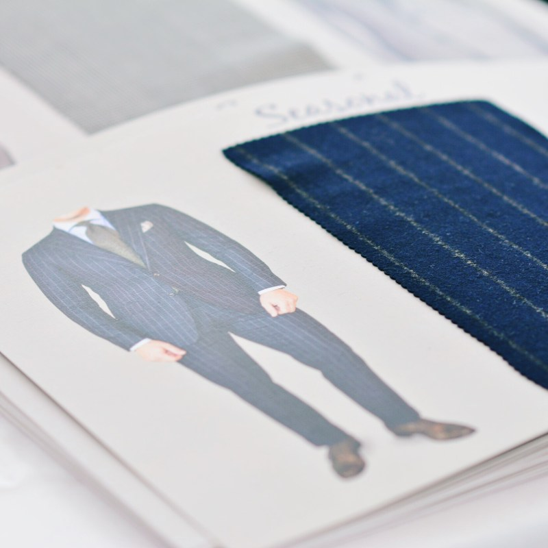 how to choose a suit fabric