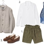 How to Wear a Jacket with Shorts