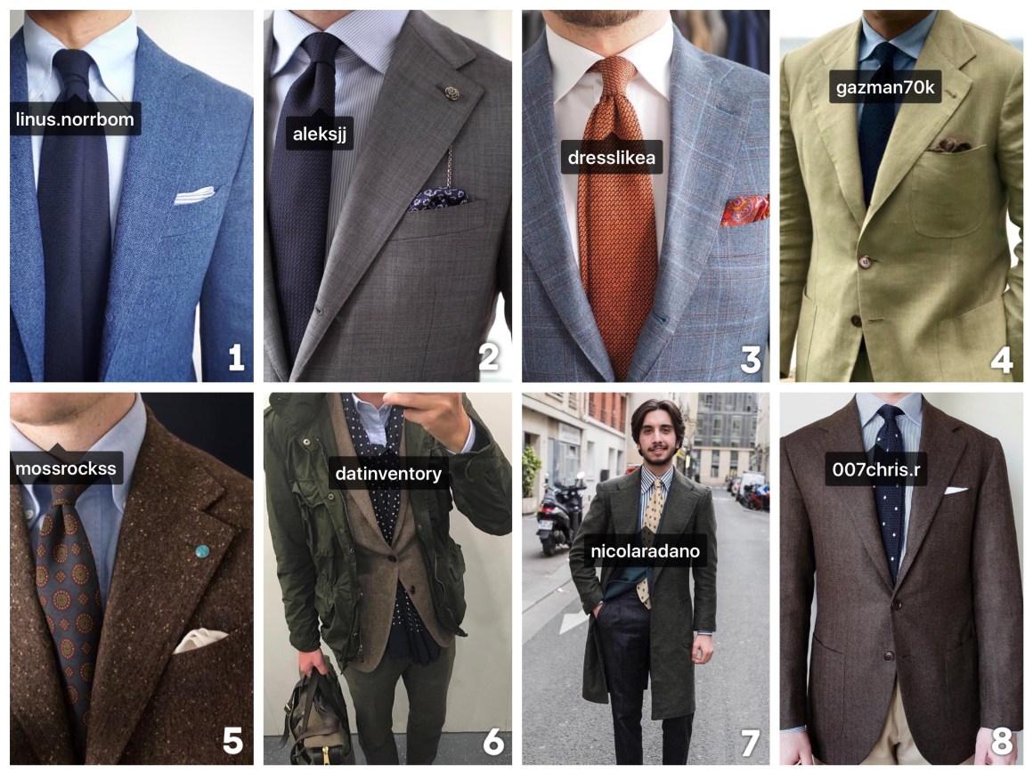 best of styleforum instagram best menswear instagram men's fashion instagram