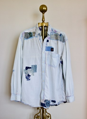 what my mother taught be about style mother's day styleforum handmade patchwork boro sashiko clothing