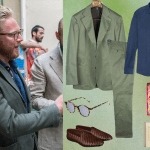 Pitti Uomo Outfit Inspiration from Andreas Klow