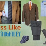 How to Style Country Tweed with Mr. Knightley