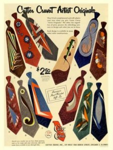 Bold prints from the 1950s