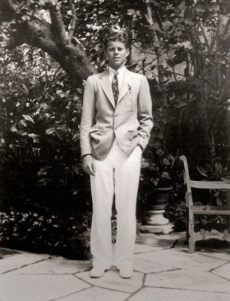 JFK in the early 1930's presidential style