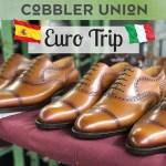 Cobbler Union's Euro Trip