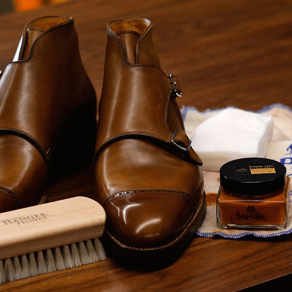 How To Mirror Shine Shoes In Less Than One Hour