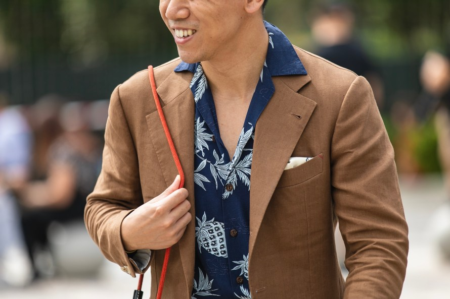pitti uomo 94 streetstyle suit best outfit men