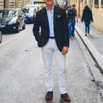 Embrace White Pants