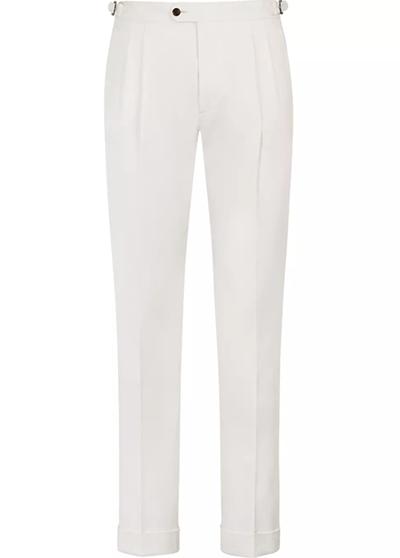 pleated trousers menswear