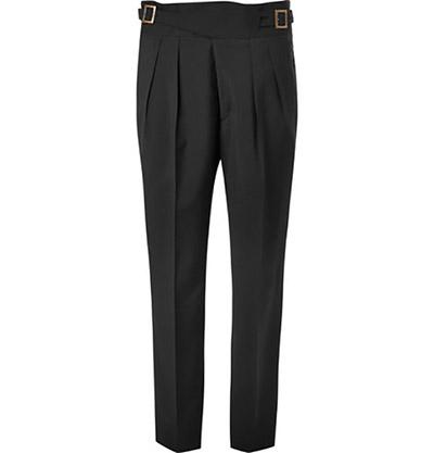 rubinacci pleated trousers sale