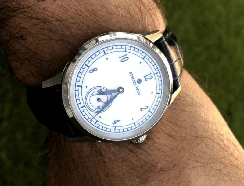 atelier wen review watch made in china
