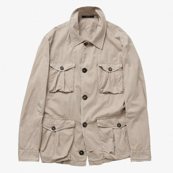 Anglo-Italian safari jacket